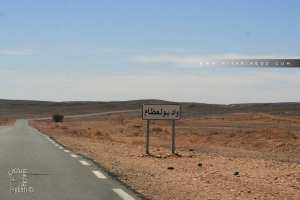 Oued Boulaadham, commune de Tabelbala