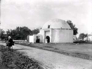 Annaba ex-Bone (Algeria). le marabout of Sidi Brahim. vers 1900