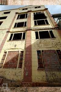 L'ancienne SEMPAC à Bab Wahran, Patrimoine immobilier en péril à Tlemcen