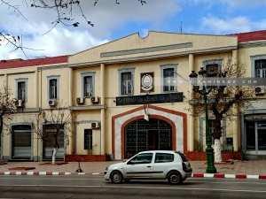 Le siège de la douane à Tlemcen