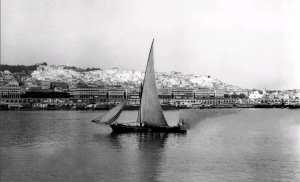 un voilier alger 1899