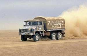 في 1980الجزائر فازت بثلاث مراتب بشاحنة سوناكوم رقم 228 بالمرتبة الأولى ثم شاحنة أخرى بالمرتبة الثالثة و أخرى بالرابعة في رالي باريس-داكار !!
