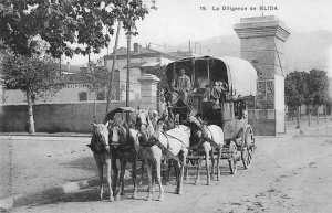 Blida- ancienne photo
