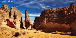 Tassili- Sahara- Algérie