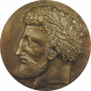 Constantine- Le roi massyle Massinissa