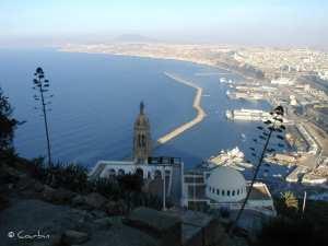 Le fort Santa-Cruz, témoin historique d'Oran