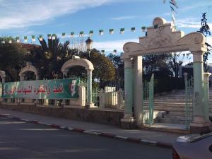 الذكرى المزدوجة لتأميم المحروقات وتأسيس الإتحاد العام للعمال الجزائريين 24 فيفري 2011.
