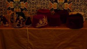 قبعة تركية.