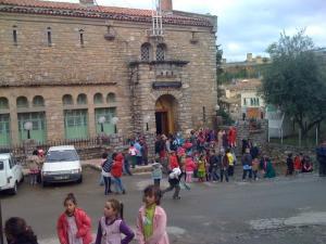 مدرسة ابتدائية ببرج زمورة ولاية برج بوعريريج
