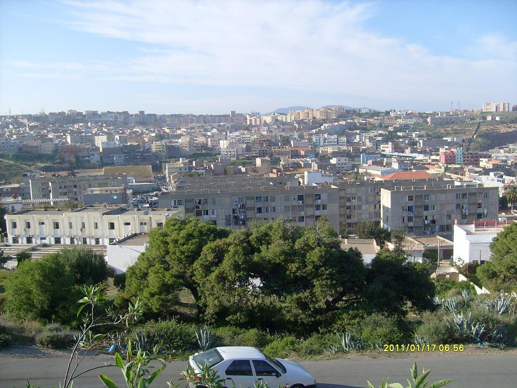 Video Ghazaouet Centre Ville