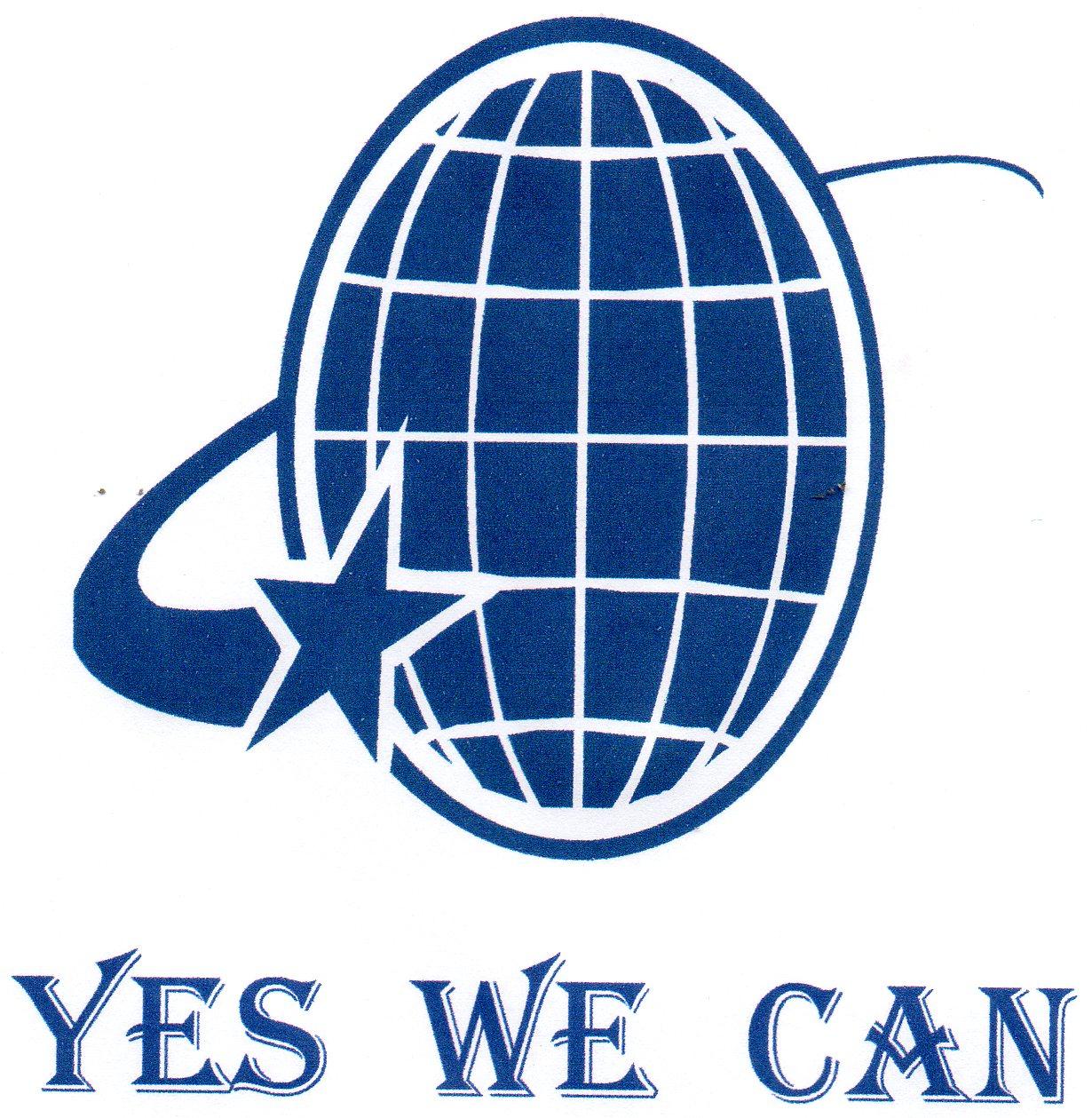 Logo alger for Bett yes we can