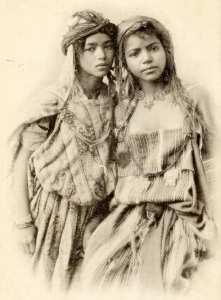 Algériennes vers 1906