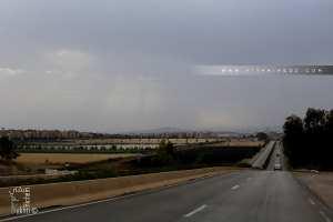 Entrée de Sidi Ben Adda par la RN35