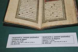 SOURCES ARABES ET OTTOMANES À LA GUERRE DANO-ALGÉRIEN, 1769-1772 (1) :