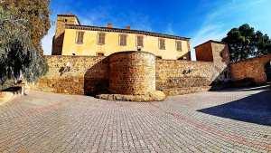 Bordj El Mokrani, forteresse à Bordj Bou Arreridj
