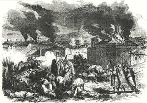 l'insurrection de Bordj Bou Arreridj en 1871