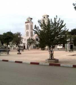 Place centrale de Tissemsilt