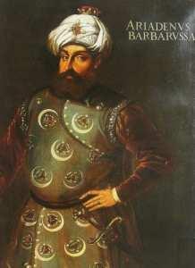 Barbarossa Hayreddin Pasha- خير الدين بربروس