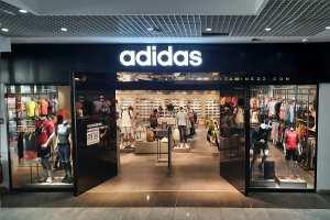 Boutique Adidas au Centre commercial Sidi Yahia, Oran