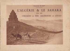 El Guemira en couverture d'un livre de 1930
