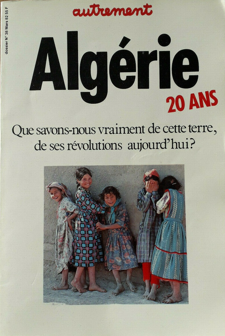 Algerie 20 ans