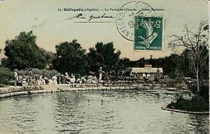 La fontaine chaude - Bains romains