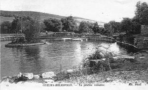 La piscine romaine - Héliopolis, Guelma