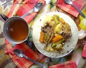 Couscous de Ouled Lakred - Sidi Hosni - Tiaret