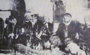 Groupe de Hawzi du début du siècle