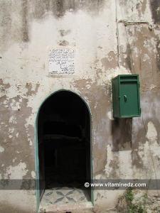 Entrée du Darih de Sidi Al Habbak