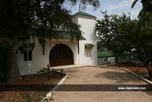 Villa Boukli a Tlemcen