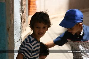 Enfants a Tlemcen