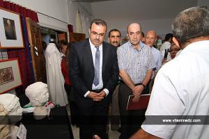 Tipaza a l'honneur a Tlemcen