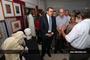 Expo photo de Tipaza a Tlemcen