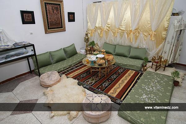 Salon Turc En Algerie