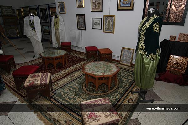 Salon traditionnel a tlemcen for Salon kabyle