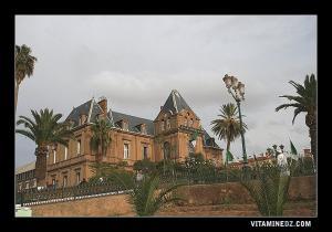 La mairie de la commune de Saida