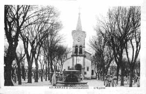 Eglise Sainte Germaine à El Eulma