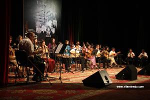 En l'honneur de Sid-Ahmed Serri a Tlemcen