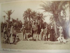 Biskra marché 1886