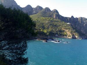 Béjaia-la baie des Aiguades