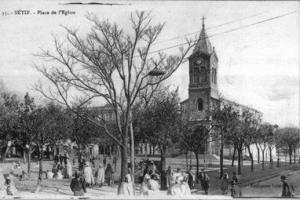 Sétif, Place de l'Eglise