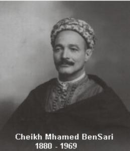 Cheikh M'Hammed Bensari