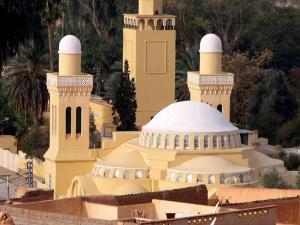 Musée, ex-Eglise de Laghouat