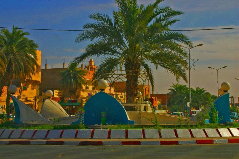 Centre ville de Ouargla