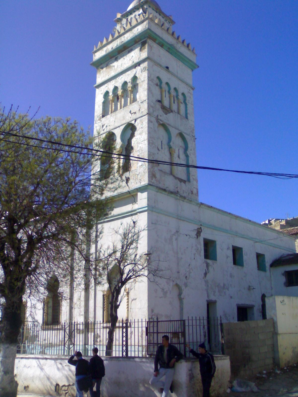 "La mosquée  de DELLYS "" DJEMAA EL KEBIR "" 4542-mosquee-de-dellys"