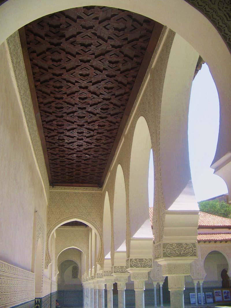 Palais du Mechouar XIIè siècle, détails ...