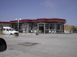 Station Service à Sétif