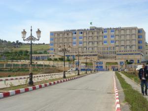 Skikda_Nouvel Hôpital