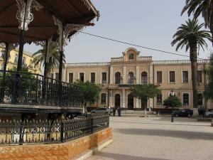 Palais de la Justice, Sidi Bel Abbes